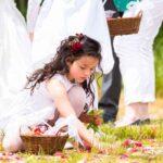 dzieci na weselu - jaka fryzura