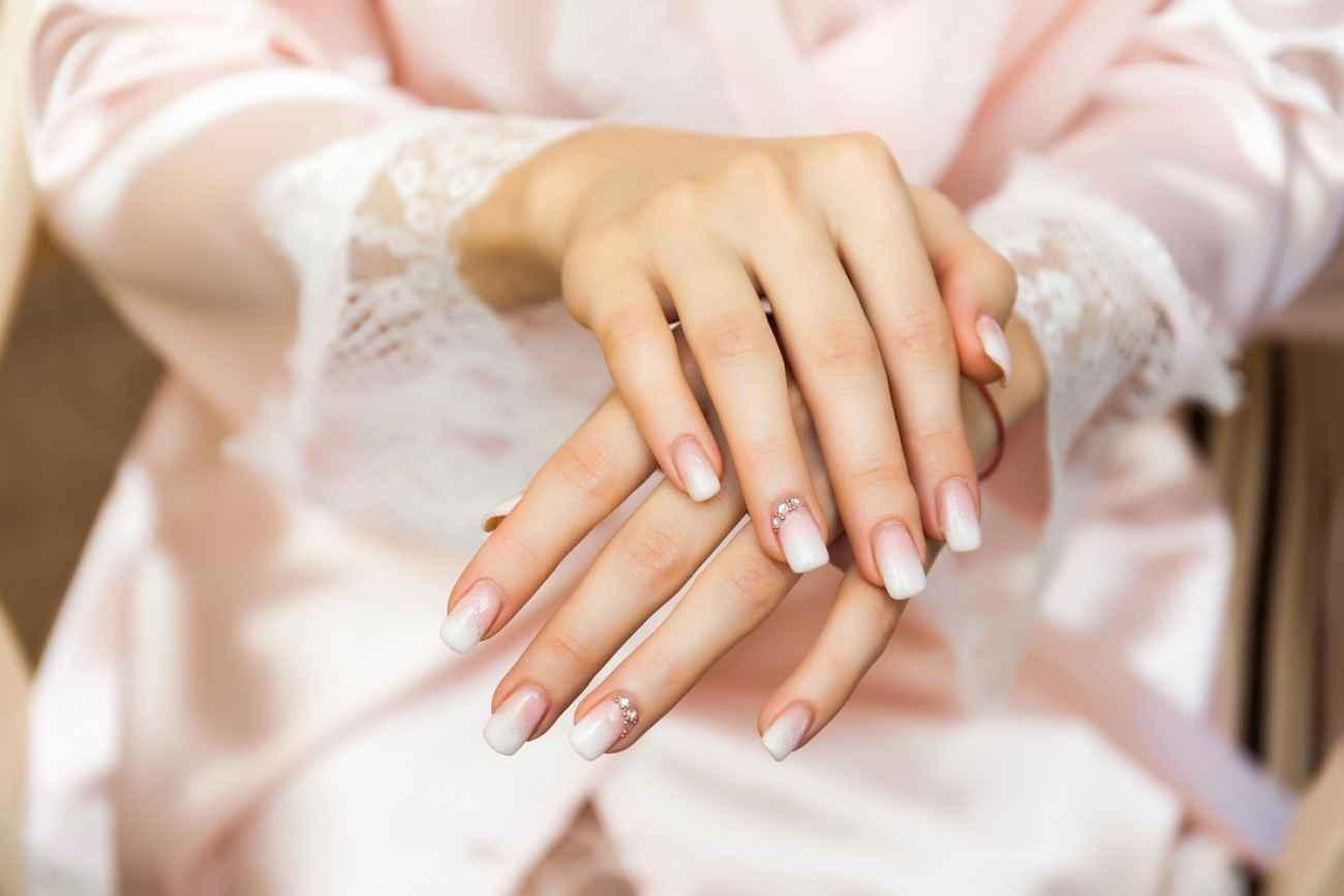 jakie paznokcie na ślub