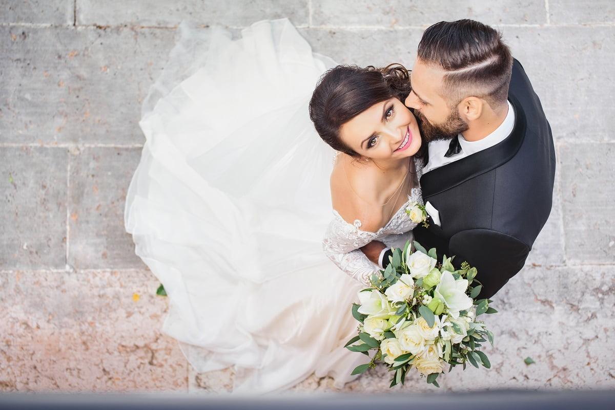 podziękowania ślubne